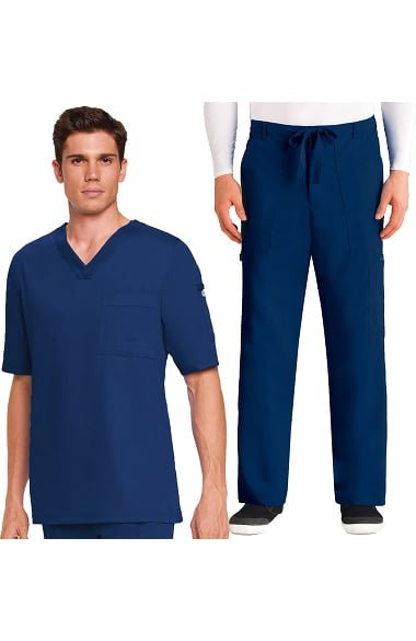 Grey's Anatomy Classic Men's Scrub Set