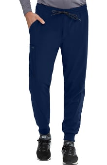 Barco One Men's Vortex Jogger Scrub Pant