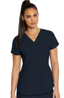 Edge by Grey's Anatomy Women's Nova Solid Scrub Top