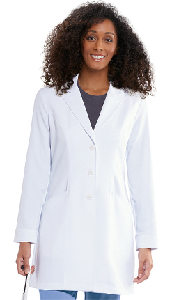 "Signature by Grey's Anatomy Women's 34"" Consultation Lab Coat"
