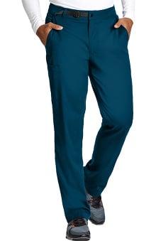 Spandex Stretch by Grey's Anatomy Men's Wesley Cargo Scrub Pant
