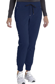 Spandex Stretch by Grey's Anatomy Women's Eden Jogger Scrub Pant