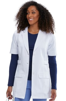 B1 Team by Barco Uniforms Women's Quarter Length Lab Coat