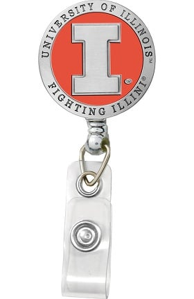 Clearance BooJee Beads Small Collegiate Badge Reel