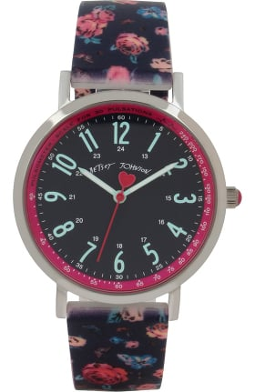Betsey Johnson by koi Women's Bright Light Floral Surgical Grade Watch