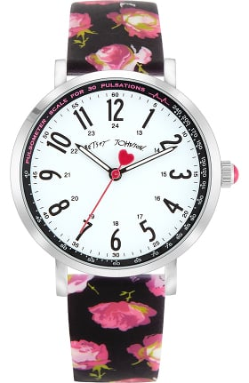 Betsey Johnson by koi Women's Rose Garden Surgical Grade Watch