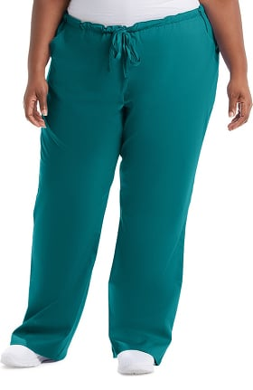 Luxe by Cherokee Women's Solid Drawstring Scrub Pants