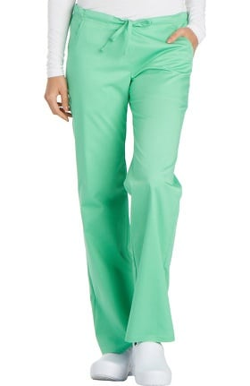 Clearance Luxe by Cherokee Women's Solids Drawstring Scrub Pant