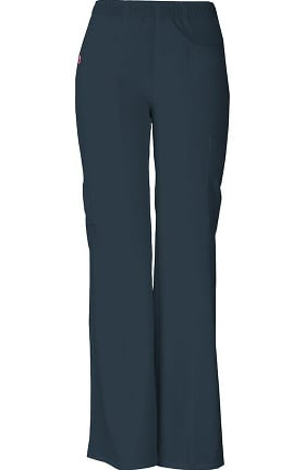 Clearance Break On Through by heartsoul Women's BFF Mid Rise Cargo Scrub Pant