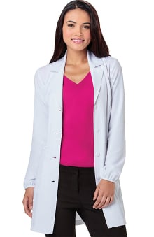 Break On Through by heartsoul Women's Notched Lapel 34 Lab Coat