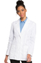 """Professional Whites by Cherokee Women's Daisy Embroidered 29½"""" Lab Coat"""