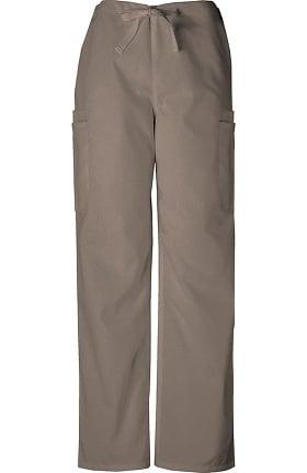 Cherokee Workwear Originals Men's Drawstring Cargo Scrub Pant
