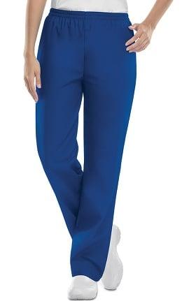 Cherokee Workwear Originals Women's Elastic Waist Pull-On Scrub Pants