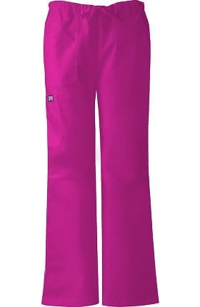 Clearance Cherokee Workwear Originals Women's D-Ring Cargo Scrub Pants