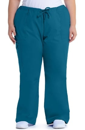 Core Stretch by Cherokee Workwear Women's Drawstring Scrub Pant