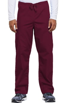 Cherokee Workwear Originals Unisex Drawstring with Cargo Pocket Scrub Pants