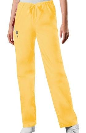 Clearance Cherokee Workwear Originals Unisex Drawstring with Cargo Pocket Scrub Pants