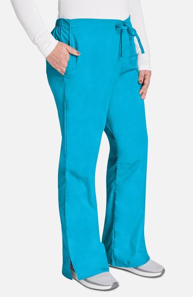 7377a6ef Cherokee Workwear Originals Women's Natural Rise Flare Leg Scrub Pants
