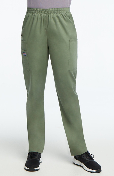 Cherokee Workwear Originals Women S Scrubs Elastic Waist