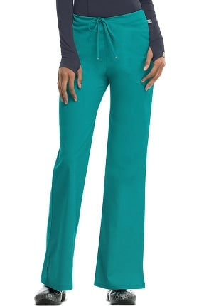 Clearance code happy Women's Mid-Rise Drawstring Scrub Pant