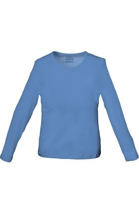 Clearance Core Stretch by Cherokee Workwear Women's Long Sleeve Underscrub