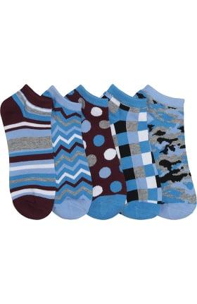 1-5Pr Pack Of No Show Socks