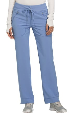 Clearance Infinity by Cherokee Women's Slim Fit Drawstring Scrub Pant