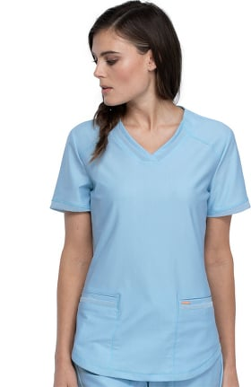 FORM by Cherokee Women's V-Neck Scrub Top