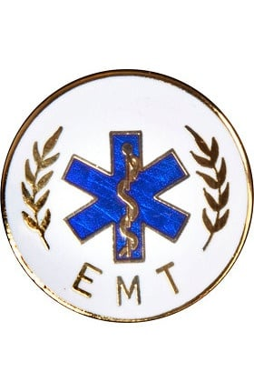 Clearance Cherokee EMT Pin