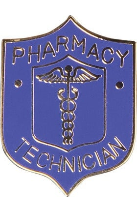 Clearance Cherokee Pharmacy Technician Pin
