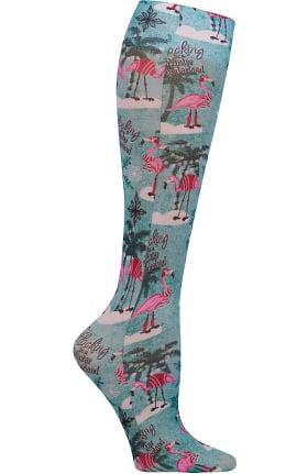 Clearance Footwear by Cherokee Women's Fashion 8-15 mmHg Compression Sock