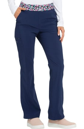 Love Always by heartsoul Women's Moderate Flare Scrub Pant
