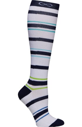 Clearance Infinity by Cherokee Women's 15-20 mmhg Compression Support Socks