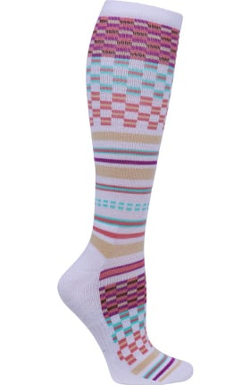 Footwear by Cherokee Women's Luxe Support 15-20 Mmhg Compression Sock