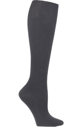 Footwear by Cherokee Men's Gradient Compression Knee High 8-12 Mmhg Sock