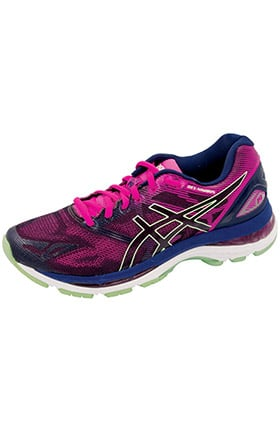 Clearance Asics Women's Gel-Nimbus 19 Lite Show Athletic Shoe