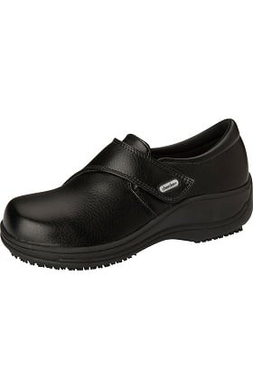 Footwear by Cherokee Women's Monk Strap Clog
