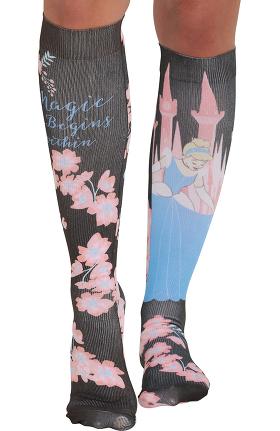 heartsoul Women's Soul Support 8-15 Mmhg Compression Sock