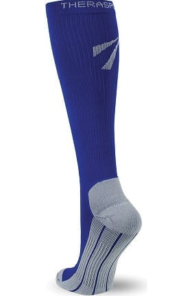 Therafirm by Cherokee Unisex 15-20 mmHg Compression Knee High Recovery Sock
