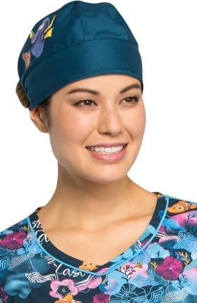 Clearance Tooniforms by Cherokee Women's Printed Scrub Hat