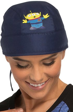 Tooniforms by Cherokee Unisex Toy Story Print Scrub Hat