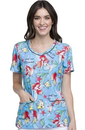 d9ab73f17c8 Printed Scrub Tops for Women - Shop Cute Discounted Prints at allheart