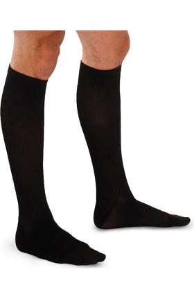 Therafirm by Cherokee Men's 15-20 mmHg Compression Trouser Sock