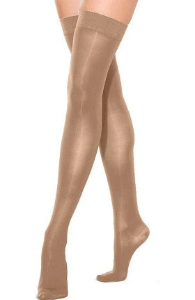 Therafirm by Cherokee Women's 30-40 mmHg Thigh High Closed Toe