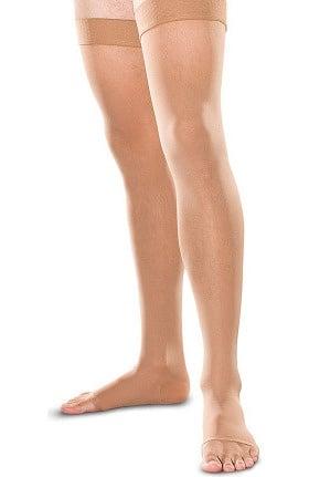 Therafirm by Cherokee Women's 30-40 mmHg Thigh High Open Toe