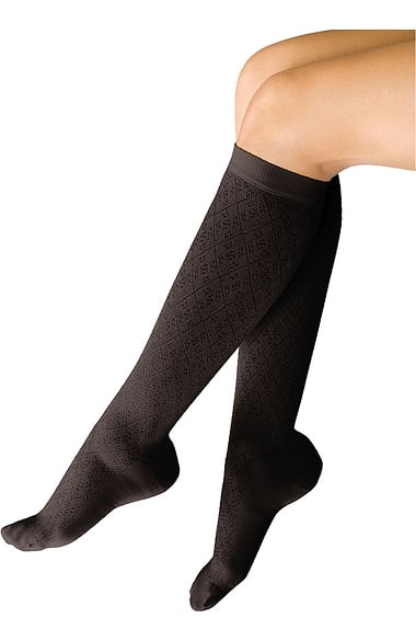 328a0021ad0 Therafirm by Cherokee Women s 10-15 mmHg Support Trouser Sock ...