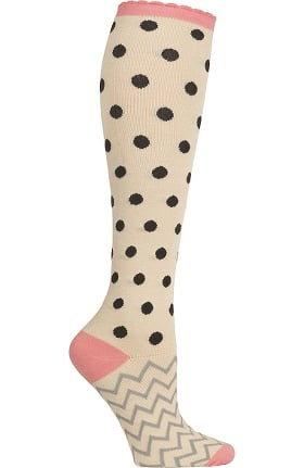 Celeste Stein Women's 8-15 mmHg Compression Support Socks