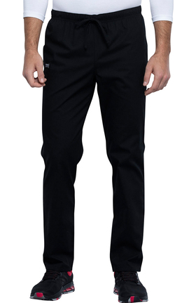 Professionals by Cherokee Workwear Unisex Pocketless Drawstring Scrub Pant