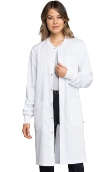 Revolution Tech by Cherokee Workwear Unisex Lab Coat