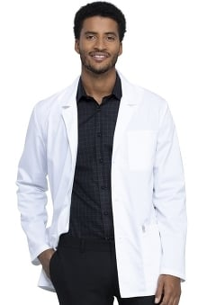 Revolution Tech by Cherokee Workwear Men's 32 Consultation Lab Coat